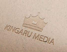 nº 51 pour Design a Logo  KINGARU MEDIA par KSR21