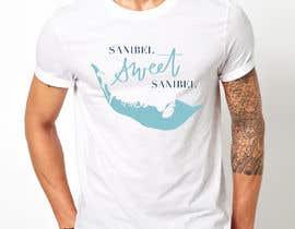 nº 20 pour Seashell t-shirt design par mdyeamine