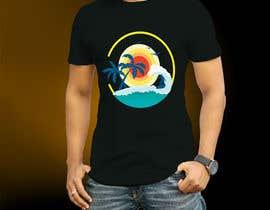 nº 19 pour Seashell t-shirt design par shawonbd58