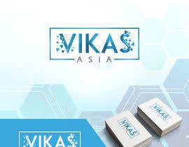 #292 for Vikas Asia Logo by Loon93