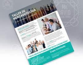 #12 para Brochure for Marketing Workshop de davidfreedesign
