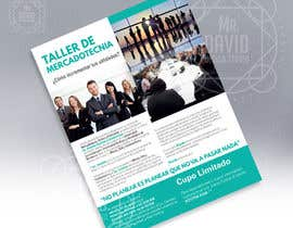#14 para Brochure for Marketing Workshop de davidfreedesign