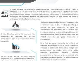 #4 para Brochure for Marketing Workshop de rosselynmago