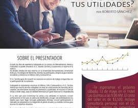 #9 para Brochure for Marketing Workshop de marcosSarasti