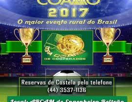 nº 7 pour Imagem para divulgação de evento esportivo pelo Facebook par Nestorcruz1998