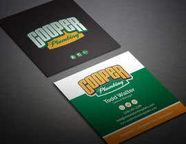 nº 5 pour Cooper Plumbing Business Cards (and future marketing design work) par BikashBapon