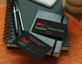#39 for Def Laces Business Card-Redesign by zcubedesigns