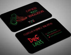 nº 32 pour Def Laces Business Card-Redesign par smartghart