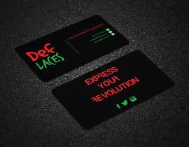 #28 for Def Laces Business Card-Redesign by mdselimc
