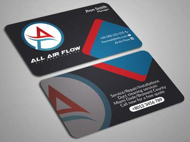#86 for Design some Business Cards by sabbir85259