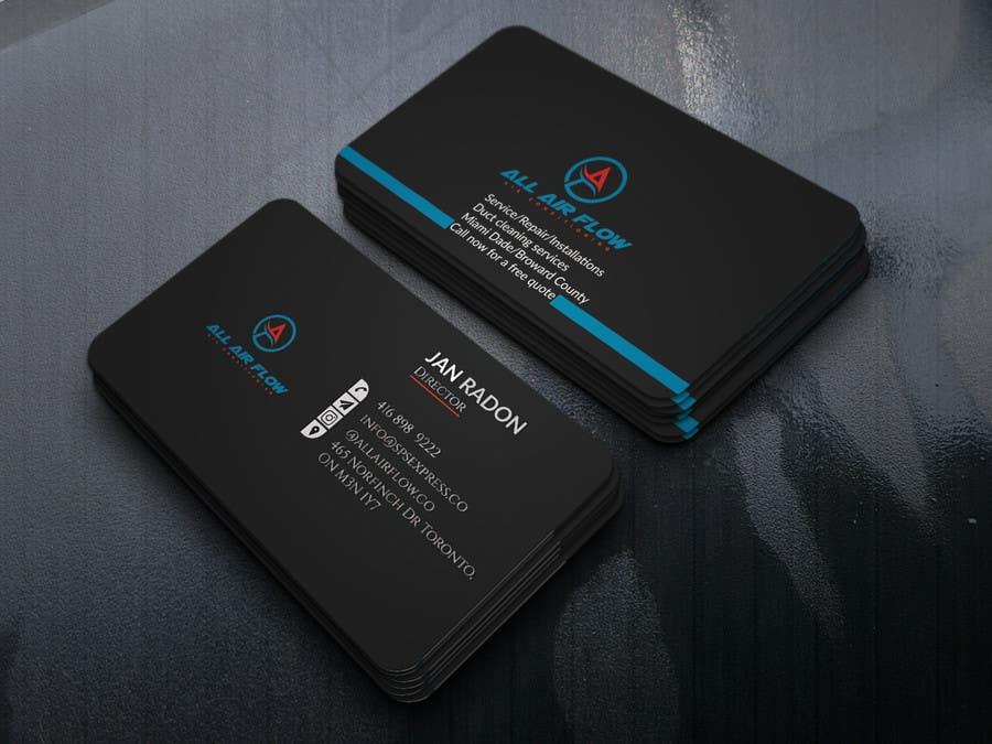 Proposition n°267 du concours Design some Business Cards
