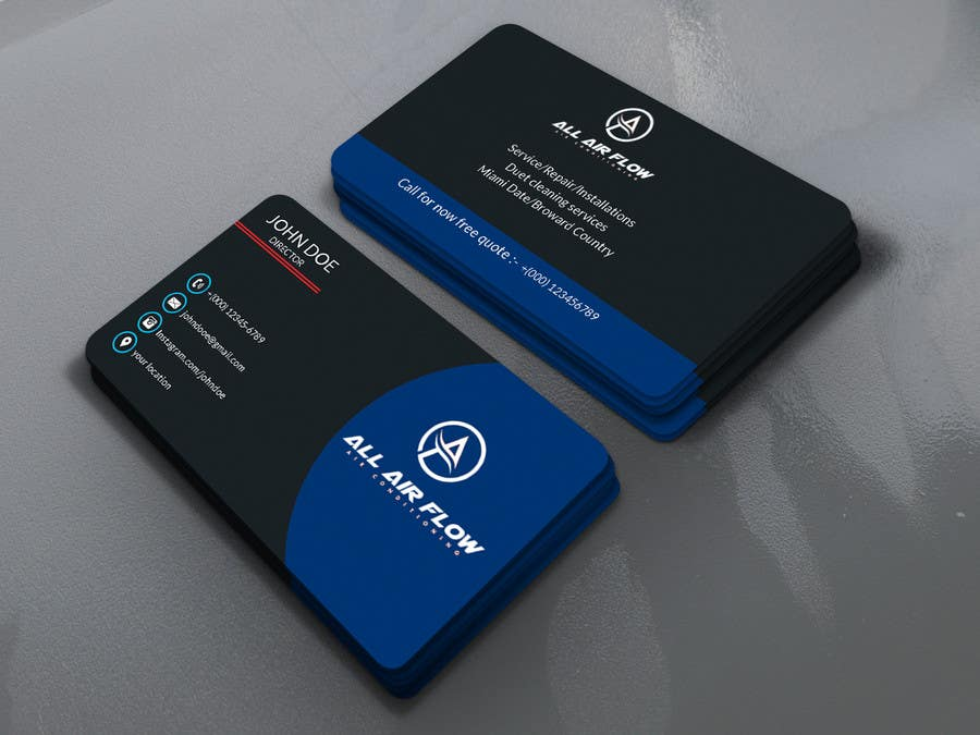 Proposition n°129 du concours Design some Business Cards