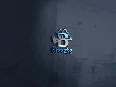 #32 for design a logo for breezbe by RealReflection
