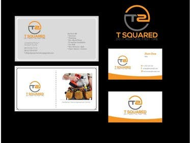 #47 for T Squared Logo and Ad Design by kausar999