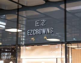 Nro 65 kilpailuun eZCrown Logo käyttäjältä shemultangir