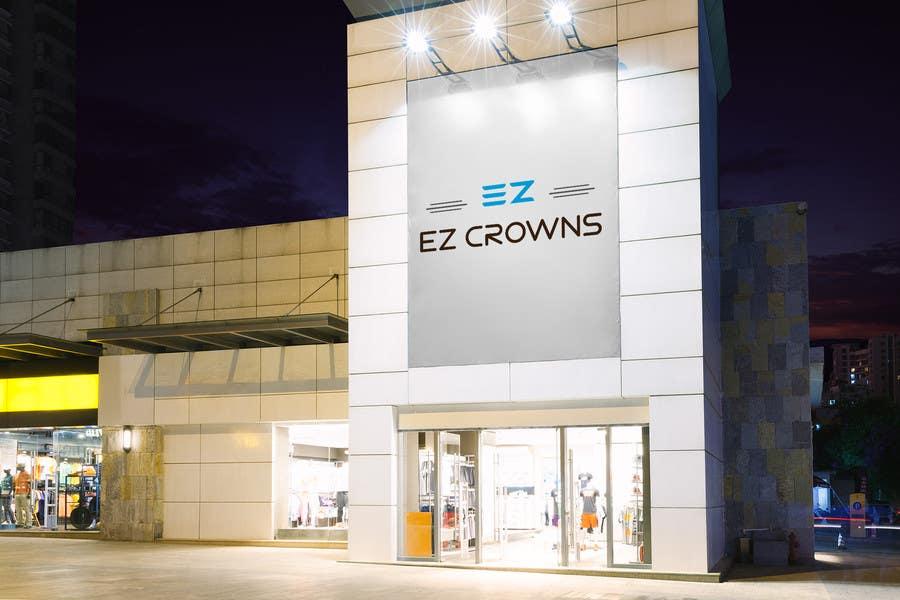 Kilpailutyö #                                        80                                      kilpailussa                                         eZCrown Logo