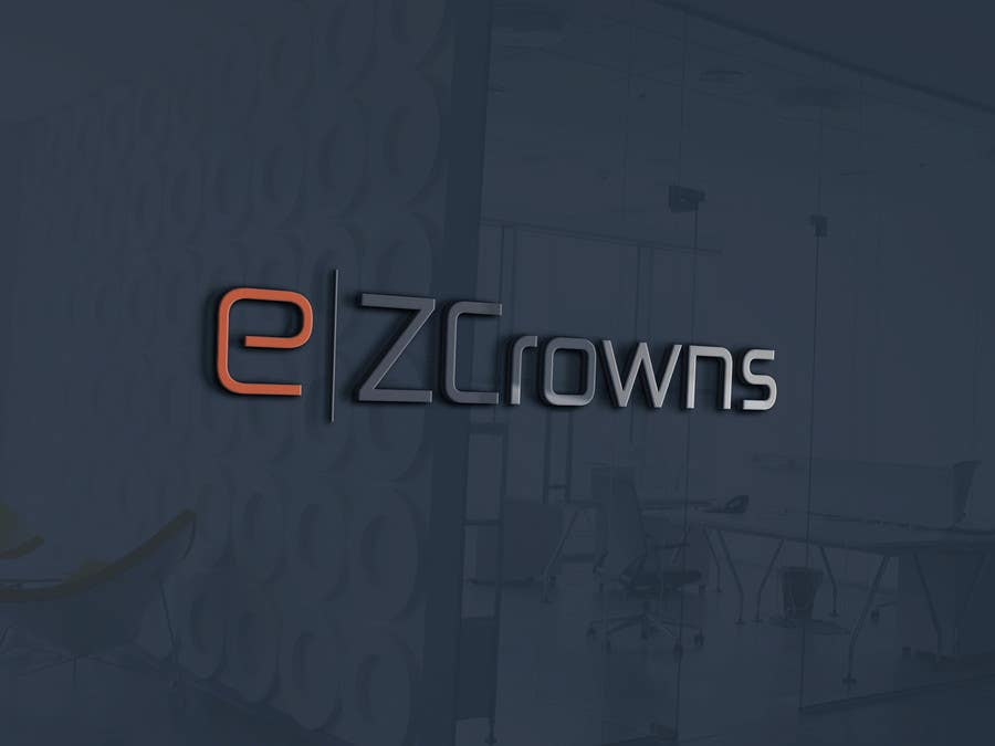 Kilpailutyö #                                        52                                      kilpailussa                                         eZCrown Logo