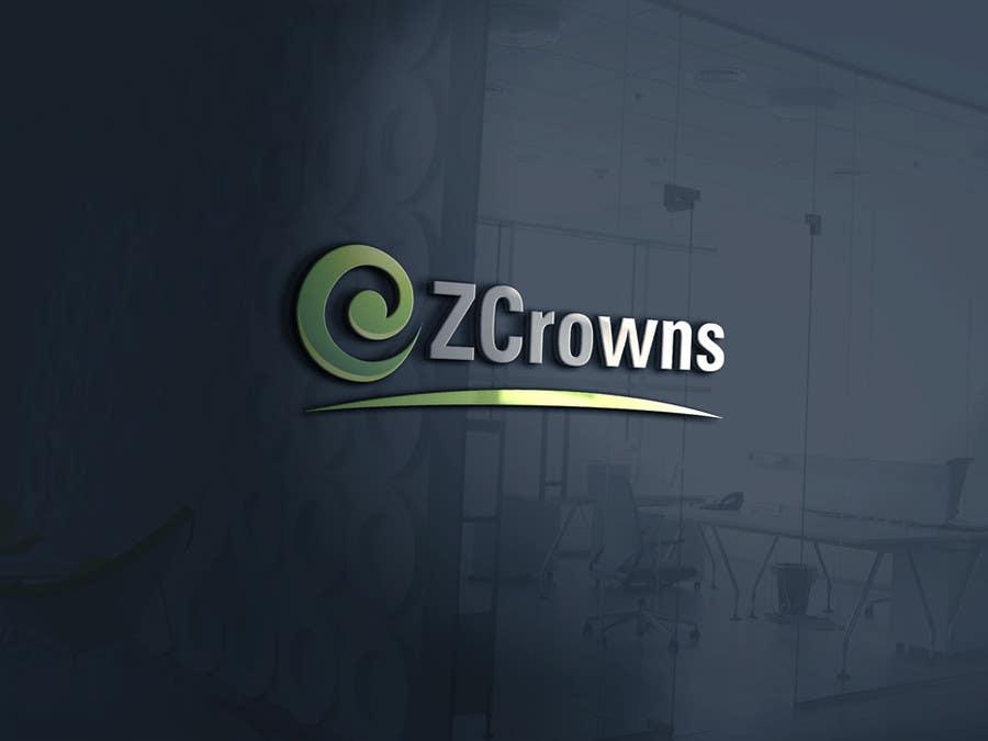 Kilpailutyö #                                        39                                      kilpailussa                                         eZCrown Logo
