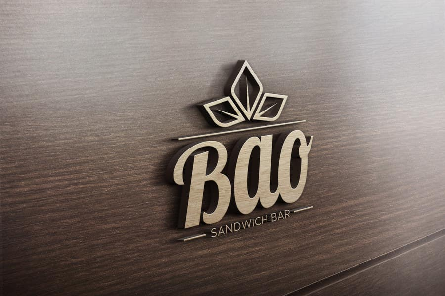 Proposition n°164 du concours Bao Sandwich Bar - Design a Logo