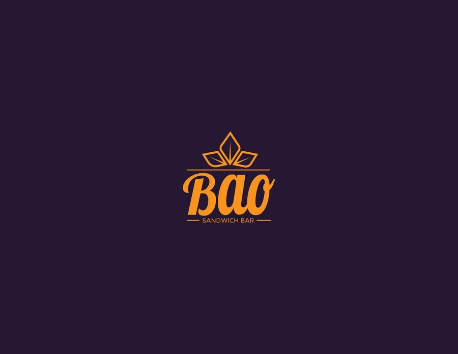 Proposition n°166 du concours Bao Sandwich Bar - Design a Logo