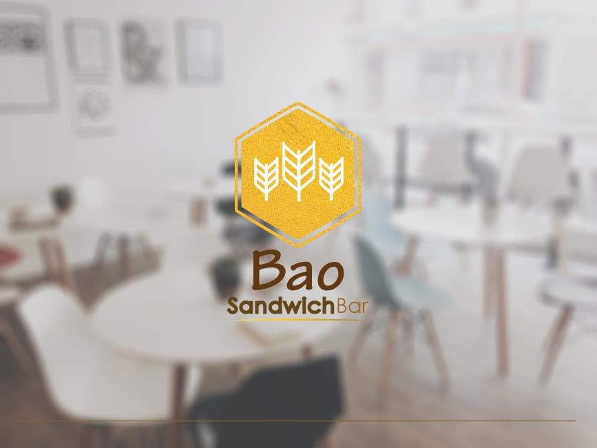 Proposition n°218 du concours Bao Sandwich Bar - Design a Logo