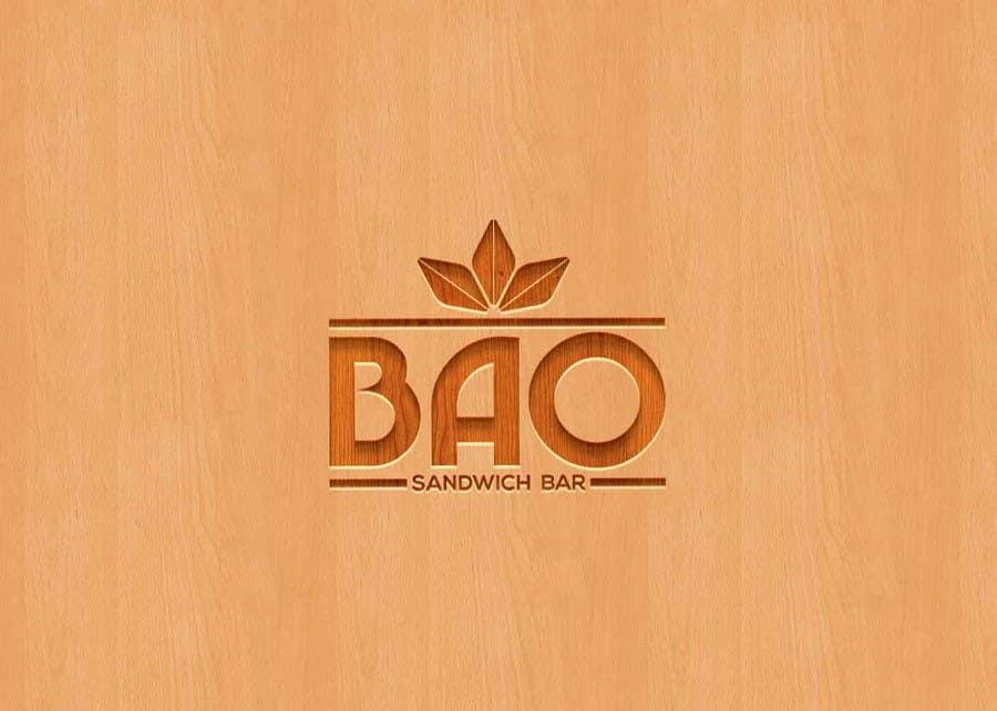 Proposition n°137 du concours Bao Sandwich Bar - Design a Logo