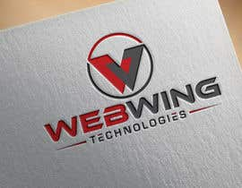 Nro 90 kilpailuun Design a Logo For Webwing Technologies käyttäjältä sakib1662