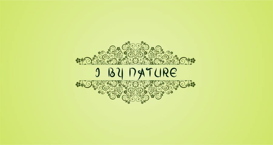 Proposition n°42 du concours I need to design logo for natural organic cosmetic products
