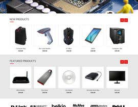 nº 1 pour Redesign Online Tech Shop par nopguru