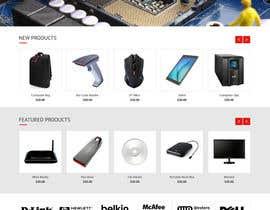 #1 for Redesign Online Tech Shop by nopguru