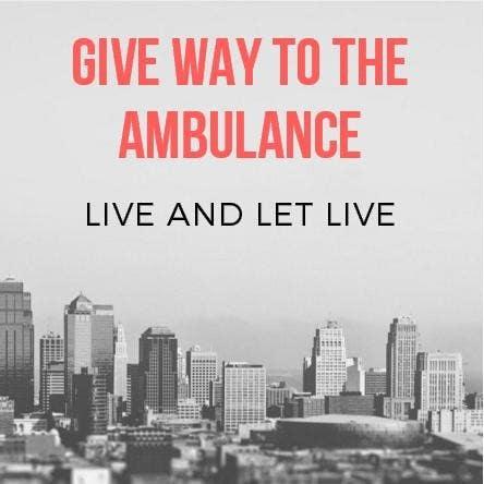 Proposition n°32 du concours Ambulance Poster Designing