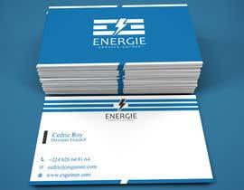 nº 113 pour business card ESG par fantasymediaart