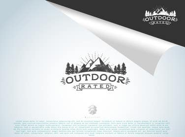 #55 for Design a Logo for Outdoor Gear Blog by mariusadrianrusu