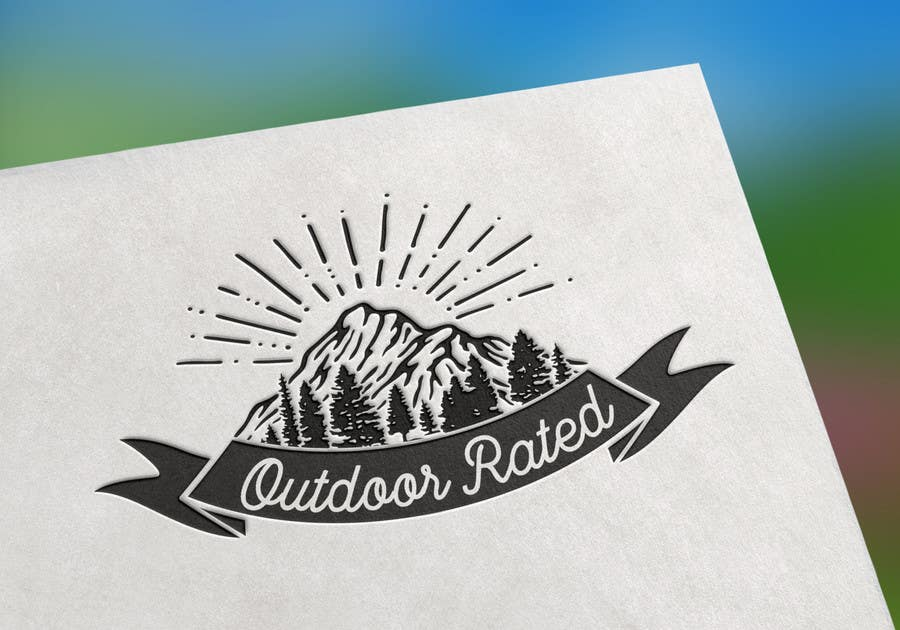 Proposition n°118 du concours Design a Logo for Outdoor Gear Blog