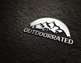#44 for Design a Logo for Outdoor Gear Blog by Digantographics