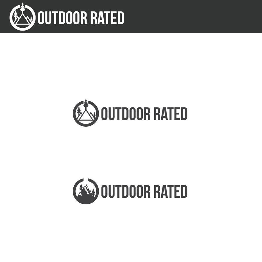 Proposition n°105 du concours Design a Logo for Outdoor Gear Blog