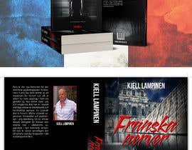 Nro 12 kilpailuun Book cover of a thriller käyttäjältä glazaropoulos