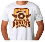 Proposition n° 30 du concours Graphic Design pour Design a T-shirt for the 5th Annual Running of the Donuts