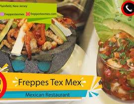 #24 for Facebook landing page for Mexican Restaurant by Sajalmojumder
