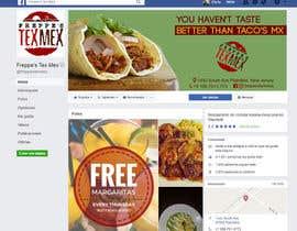 nº 31 pour Facebook landing page for Mexican Restaurant par RubenA1ejandro