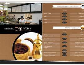 #10 untuk Design a Flyer and menue for a coffee shop oleh SerMigo