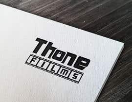 #75 para Thöne Films Logo de TheCloudDigital