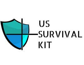 nº 37 pour Design a Logo US Survival Kit par mihirsumon