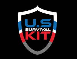 nº 1 pour Design a Logo US Survival Kit par tengkushahril