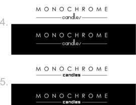 #146 for Candle Brand Logo Design by gbeke