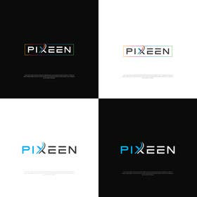 #464 for Design a Logo for a new brand: Pixeen by skrummanrahman