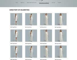 #25 for Create temporary Website (Fashion), urgent by saidesigner87