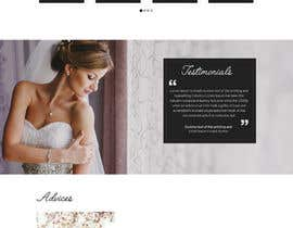 #27 for Create temporary Website (Fashion), urgent by saidesigner87