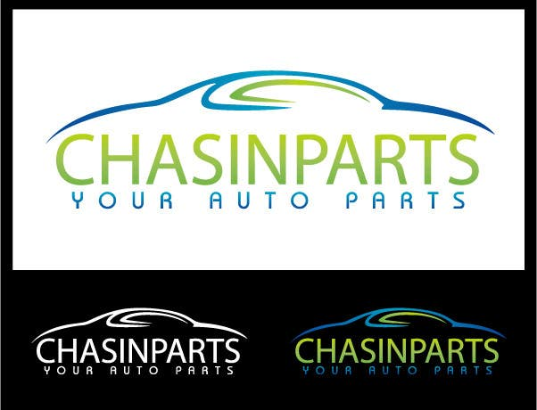 Konkurrenceindlæg #251 for Logo Design for ChasinParts