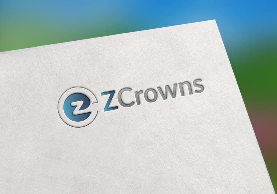 Kilpailutyö #                                        103                                      kilpailussa                                         Logo upgrade for eZCrowns Dental Lab